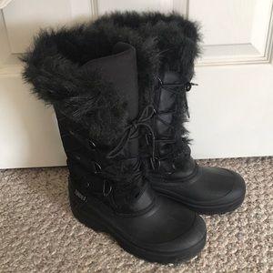 Tundra Diana snow boot size 6